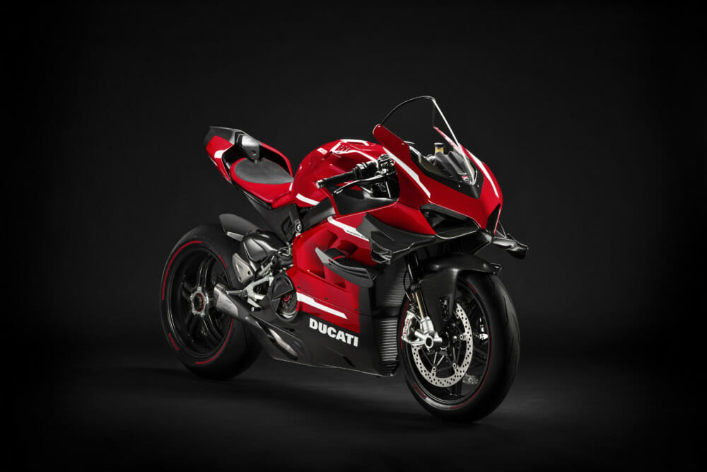 Pirelli Diablo Supercorsa SP Selected as OE Tire for Ducati Superleggera V4