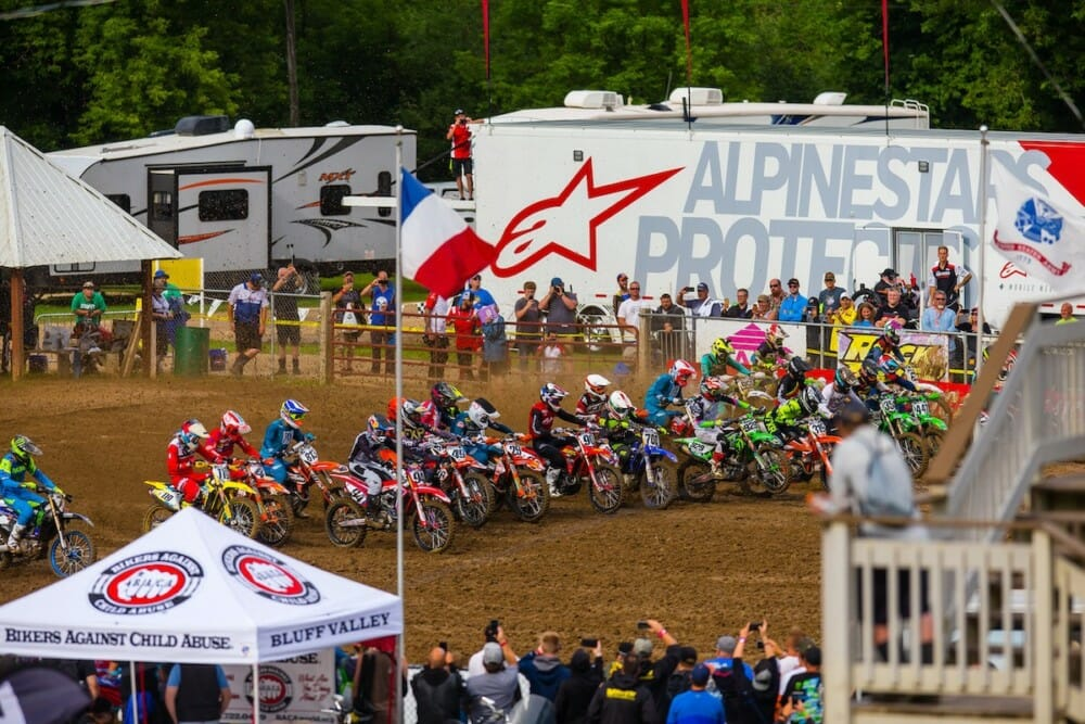 Alpinestars Mobile Medical Unit to Support Pro MX