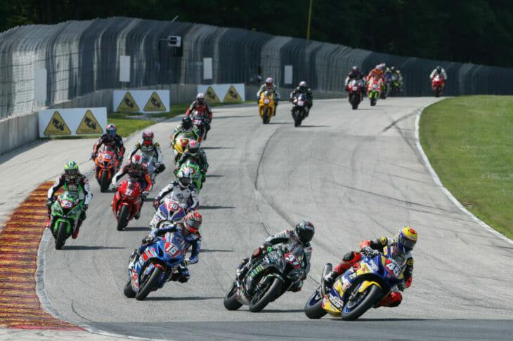 Sunday MotoAmerica Stock 1000