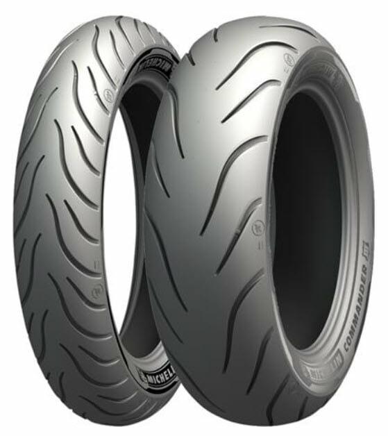 BikeBandit Cruiser Motorcycle Tires Michelin Commander III