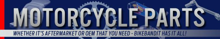 BikeBandit Cycle News Partner Page Banner - Motorcycle Parts