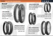 BikeBandit Dirt Bike Tires Bridgestone Cycle News Fab Five 2020 Issue 22