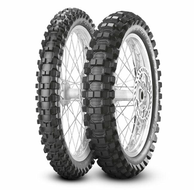 BikeBandit Dirt Bike Tires Pirelli Scorpion MXeXTRa X