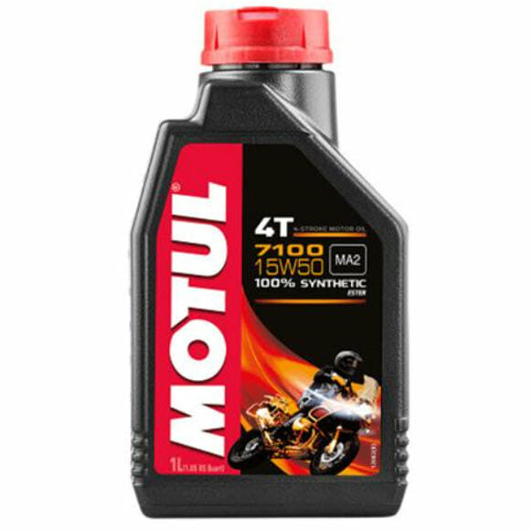BikeBandit Top Five Motul Products 7100 Synthetic Motor Oil