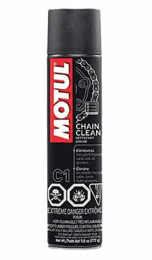 BikeBandit Top Five Motul Products Motul Chain Clean