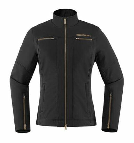 BikeBandit Top Five products Street Motorcycle Jacket - Icon Womens Hella 2 Jacket