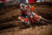 Red Bull KTM Supercross Round 13 Race Report
