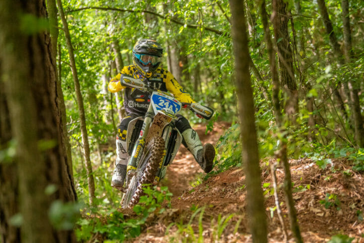 Husqvarna Factory Racing's Cherokee National Enduro Race Report