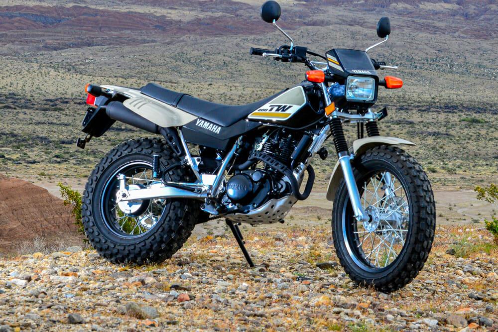 2020 Yamaha TW200 Review - Cycle News