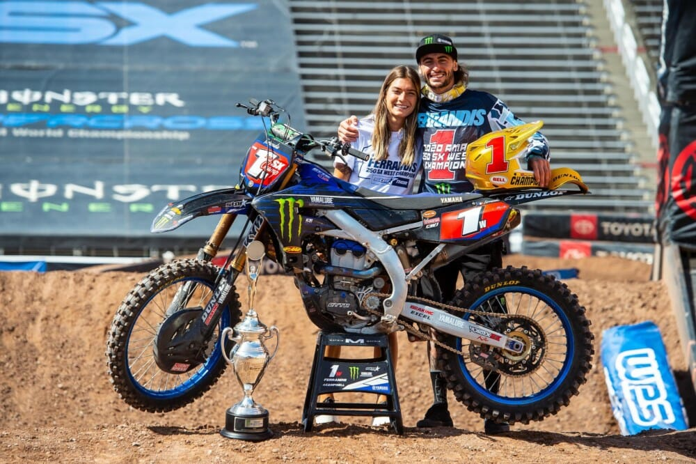 2020 SX Champs Turn Focus to Pro Motocross Championship