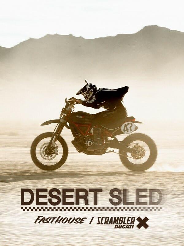 Fasthouse Desert Sled Film