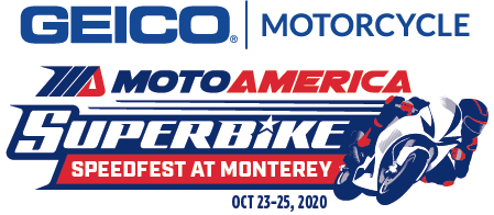 GEICO Motorcycle To Partner MotoAmerica Superbike Speedfest At Monterey