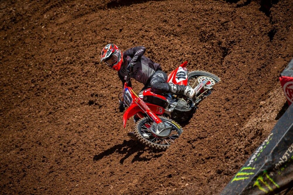Honda Racing Supercross Round 16 Race Recap