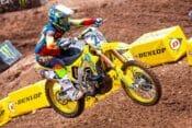 JGRMX Suzuki Supercross Round 16 Race Recap