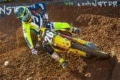 JGRMX/ Yoshimura/ Suzuki Racing Supercross Round 14 Race Recap