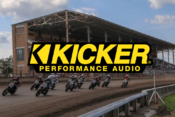 KICKER Audio Named Official Sound System of American Flat Track