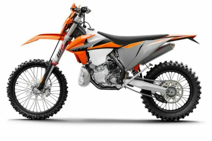 2021 KTM Off-Road XC-W XCF-W And EXC-F First Look