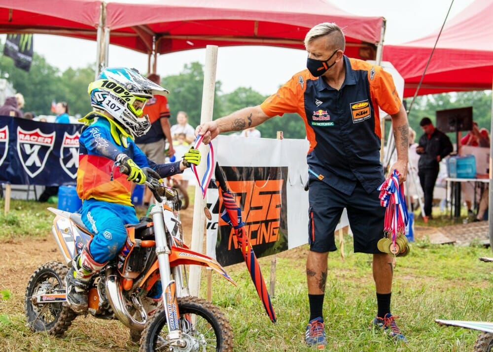FMF KTM Factory Racing John Penton GNCC Race Report