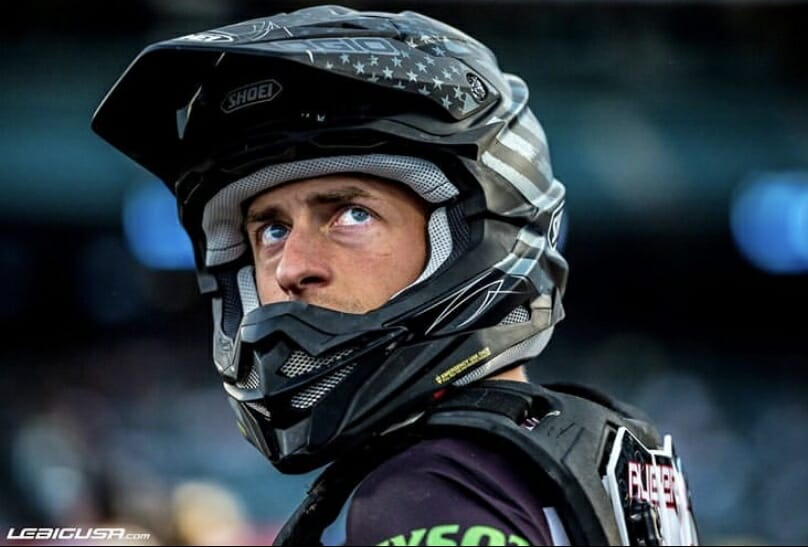 Road 2 Recovery Opens Fund to Assist Supercross Rider Killian Auberson