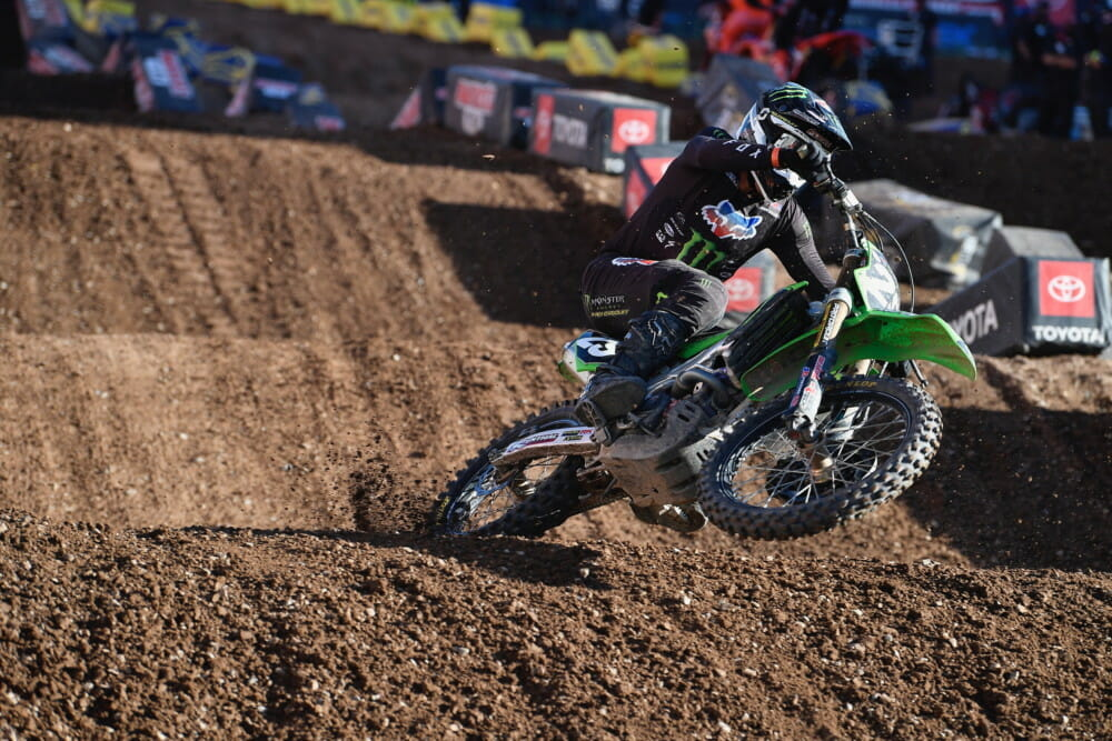 Monster Energy/ Pro Circuit/ Kawasaki Supercross Round 14 Race Recap