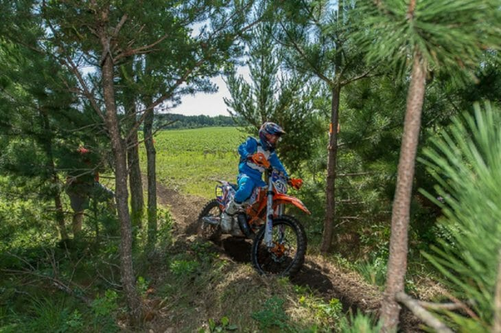Huntersville National Enduro
