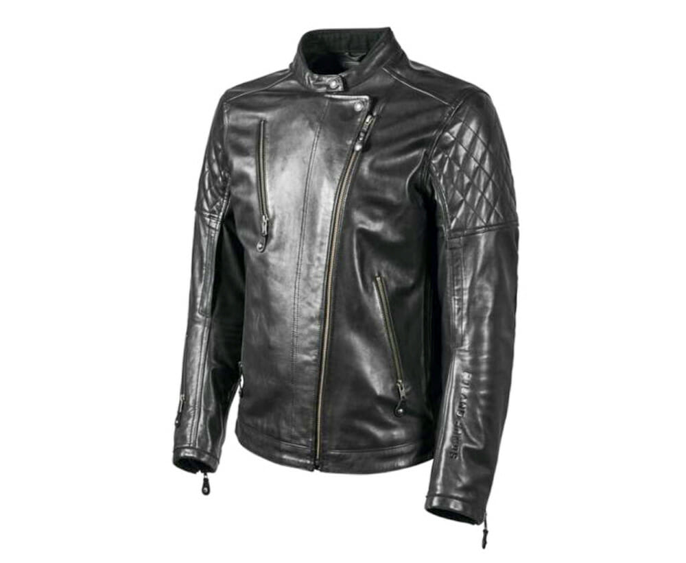 The RSD Clash RS Signature leather jacket feels almost completely broken-in the first time you wear it.