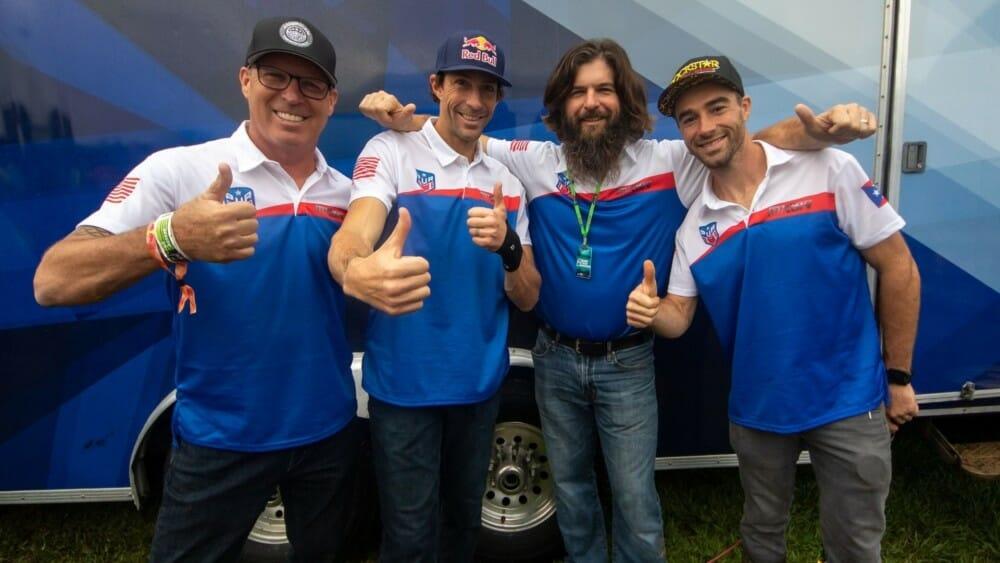Nitro Circus Teams With ESPN to Premiere Travis Pastrana's Race to Rebuild Documentary