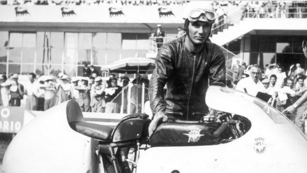 MotoGP Legend Carlo Ubbiali Passes Away
