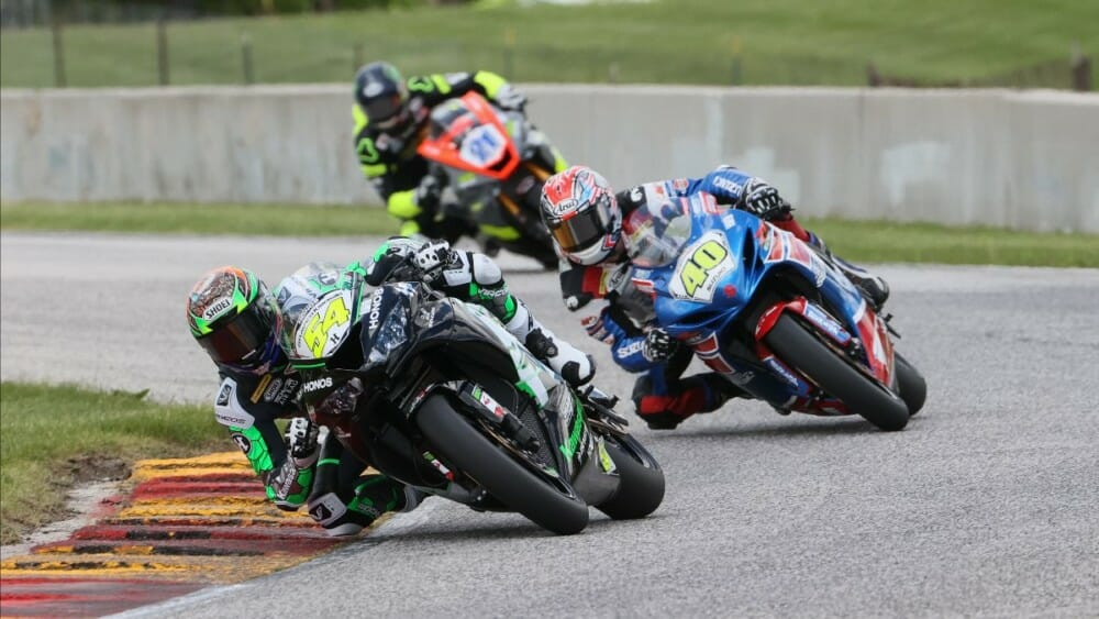 MotoAmerica Previews Road America 2 Support Classes