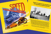 "Alan Cathcart reviews ""SPEED: The One Genuinely Modern Pleasure"" by Mat Oxley"