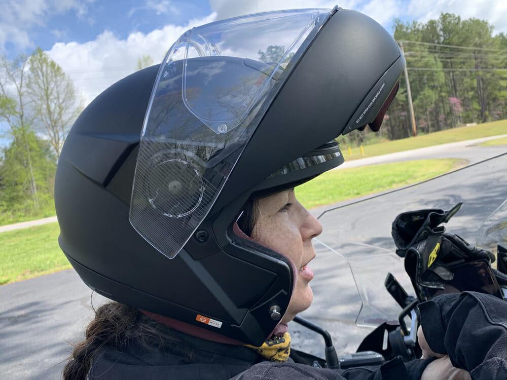 Schuberth C4 Pro Women Helmet Review