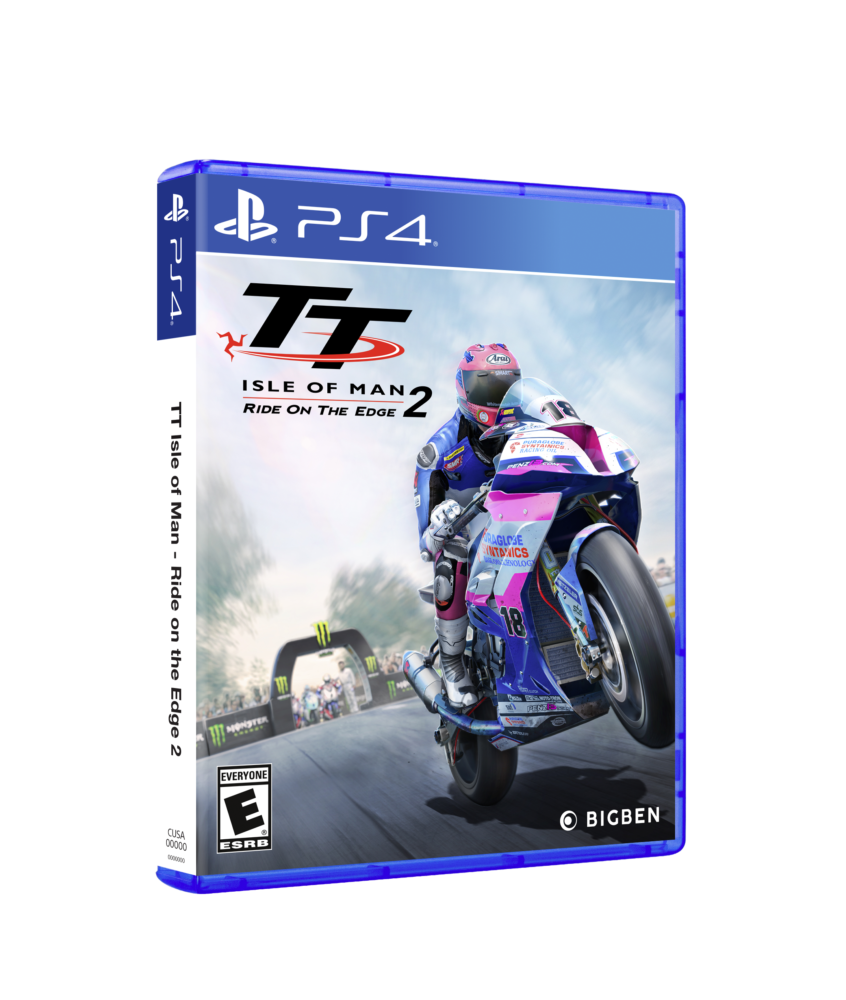 TT Isle of Man 2 is the second version of the game released on the world's greatest racing venue.