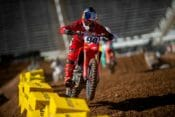 Team Honda HRC Supercross Round 14 Race Recap