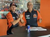 Tony Cairoli and Red Bull KTM Factory Racing Extend Contract for 2021