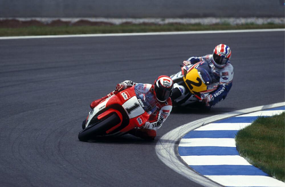 Wayne Rainey Catalunya 1992