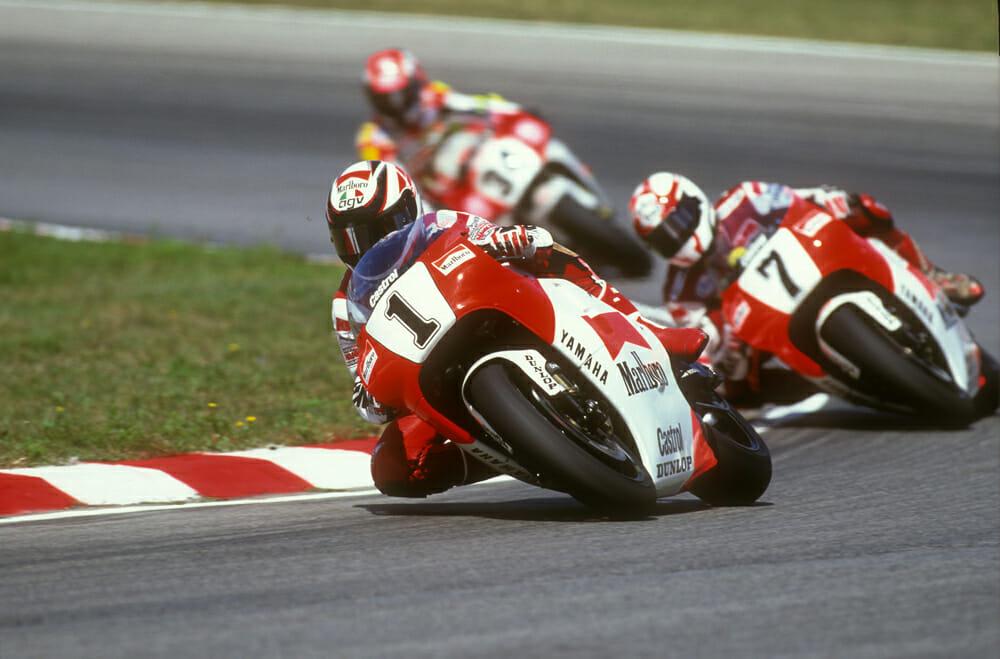 Wayne Rainey Misano 1993