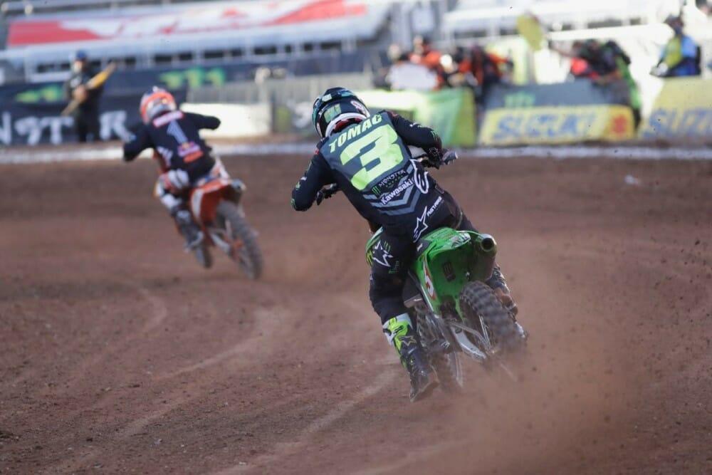 Monster Energy Kawasaki Supercross Round 16 Race Recap