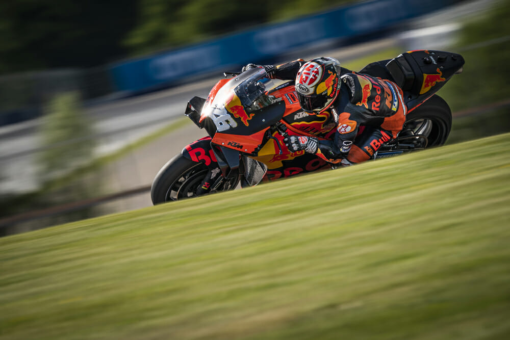 KTM President/CEO Stefan Pierer Interview: Part 2