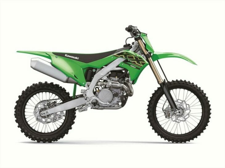 2021 Kawasaki KX450 First Look