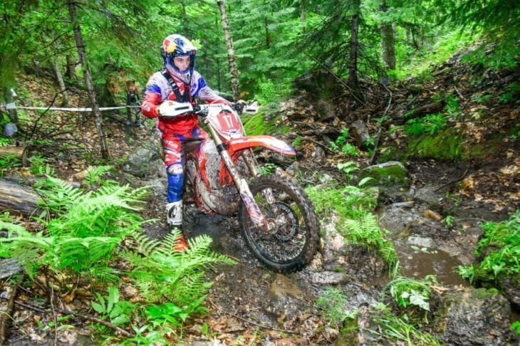 2020 Mad Moose Extreme Enduro Results - Benjamin Herera action