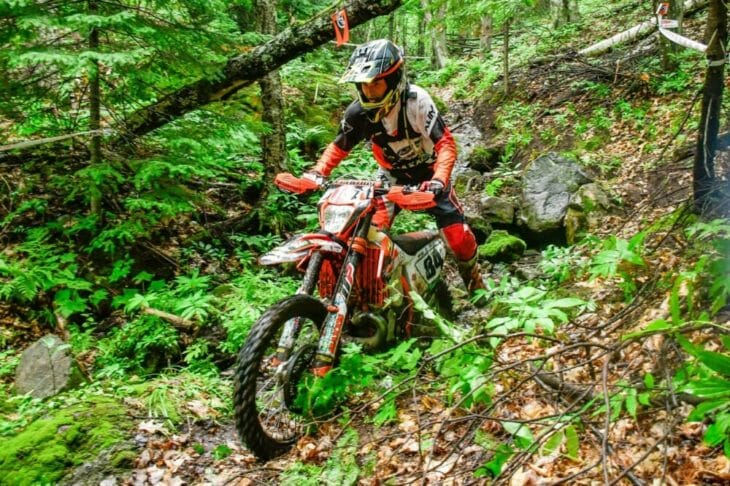 2020 Mad Moose Extreme Enduro Results - Trystan Hart action