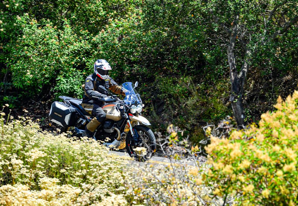 2020 Moto Guzzi V85 TT Travel Motorcycle Review