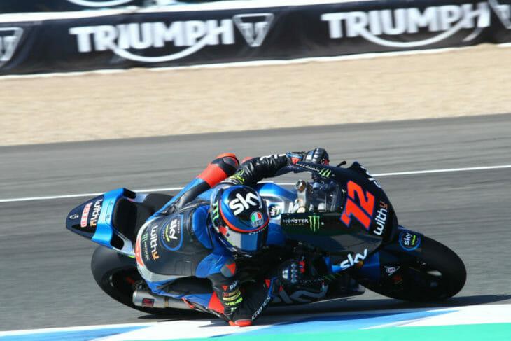 2020 Andalucia MotoGP Bezzecchi Friday