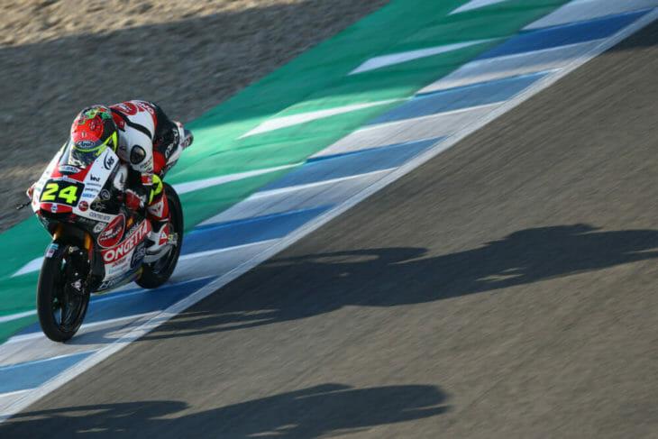 2020 Andalucia MotoGP Results Moto3 Q2