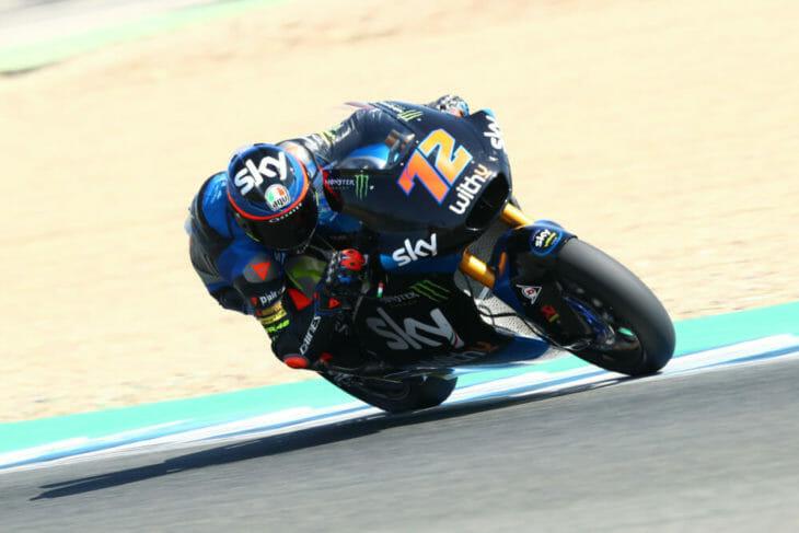 2020 Andalucia MotoGP Results Moto2 Q2