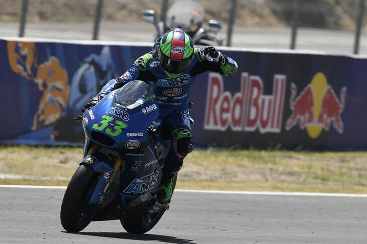 2020 Andalucia MotoGP Results and News Sunday Bastianini