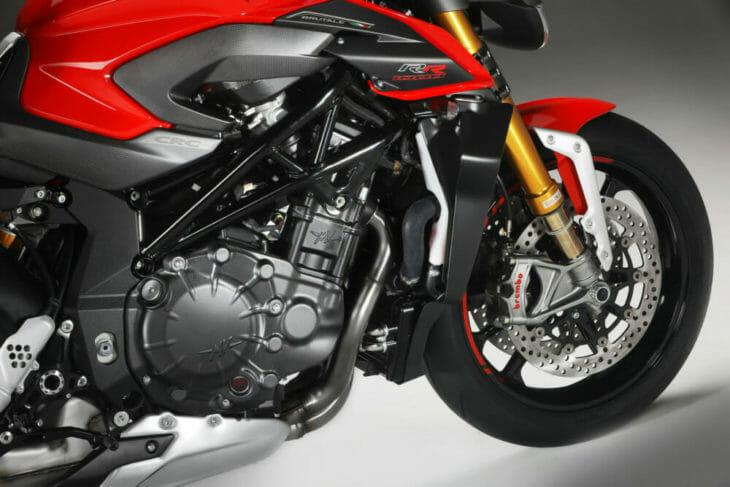 2020 MV Agusta Brutale 1000 RR side