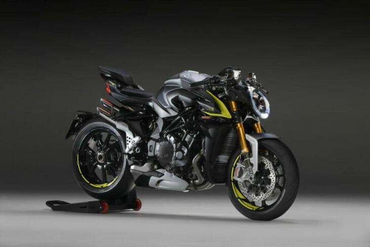 2020 MV Agusta Brutale 1000 RR studio