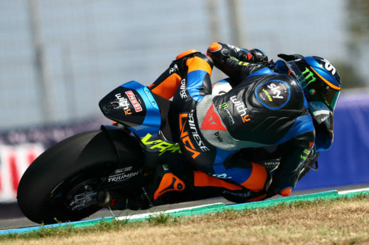 2020 Spanish MotoGP Marini
