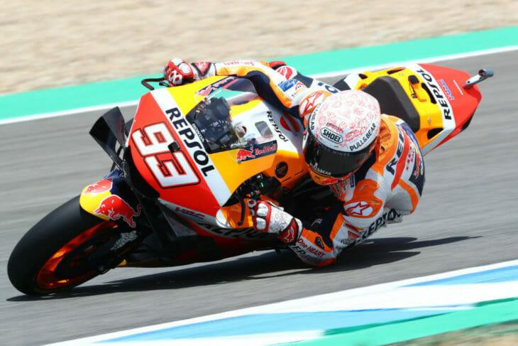 2020 Spanish MotoGP Marquez